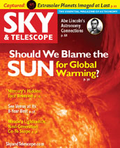 Sky & Telescope, March 2009